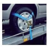 Колан за осигуряване на автомобил