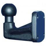 Метална топка за теглич с основа